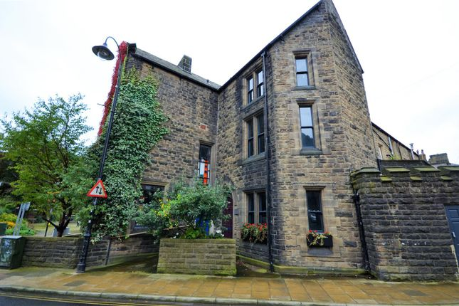 Thumbnail Flat for sale in New Road, Hebden Bridge