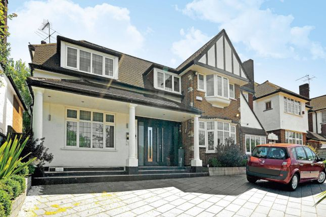 Thumbnail Detached house to rent in Sudbury Court Drive, Harrow