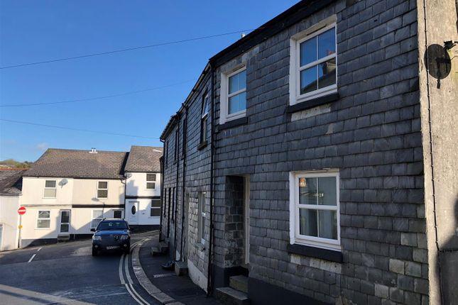 Thumbnail Terraced house to rent in Church Street, Liskeard