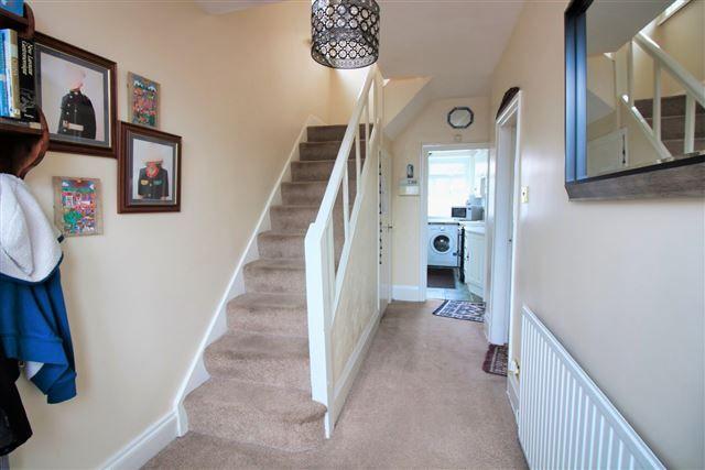 Hallway of Harwich Road, Sheffield S2