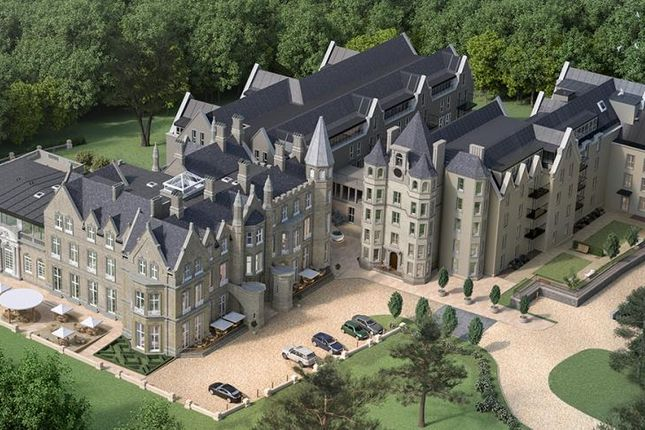 Thumbnail Flat for sale in Cooper's Hill Lane, Englefield