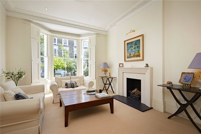 Thumbnail Terraced house for sale in Abingdon Villas, Kensington, London