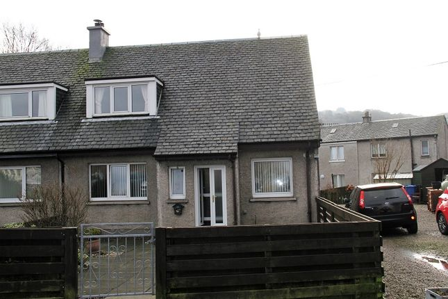 4 bedroom semi-detached house for sale in Brucehill, Tarbert