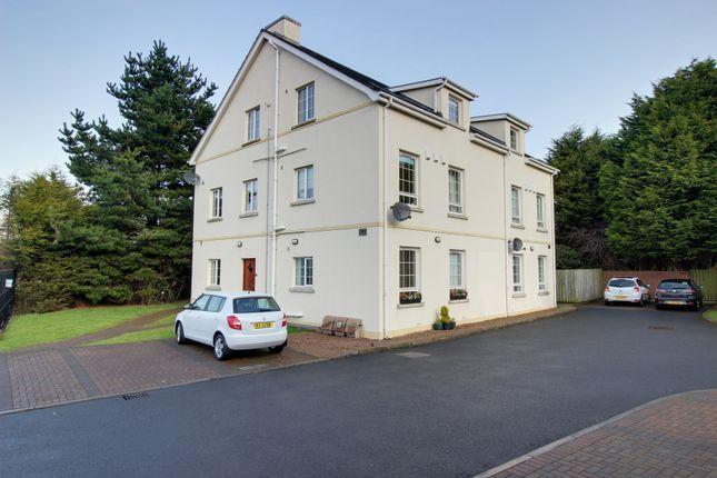 Thumbnail Flat for sale in Danescourt, Newtownards