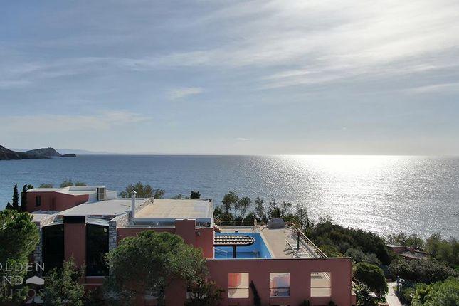 Thumbnail Villa for sale in Magnificent Seaside Villa In Legrena, Sounio, South Athens, Attica, Greece