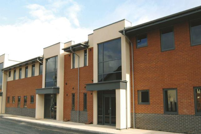 Office to let in City House, City Wharf, Lichfield