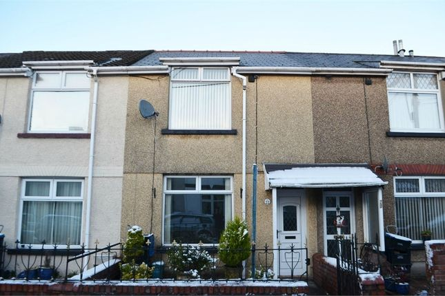 Thumbnail Terraced house for sale in Letchworth Road, Ebbw Vale, Blaenau Gwent