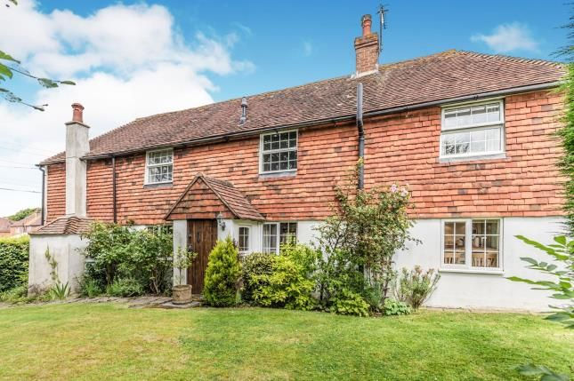 Thumbnail Detached house for sale in Bodle Street Green, Hailsham, East Sussex, England