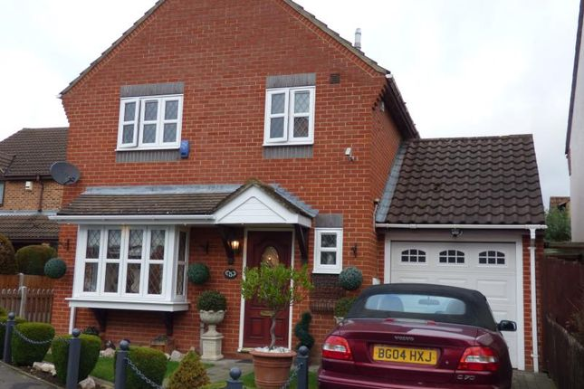 Thumbnail Detached house for sale in Timberdene Avenue, Barkingside, Ilford, Essex