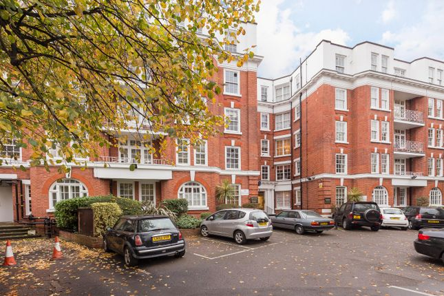 External of Addison House, Grove End Road, St John's Wood NW8
