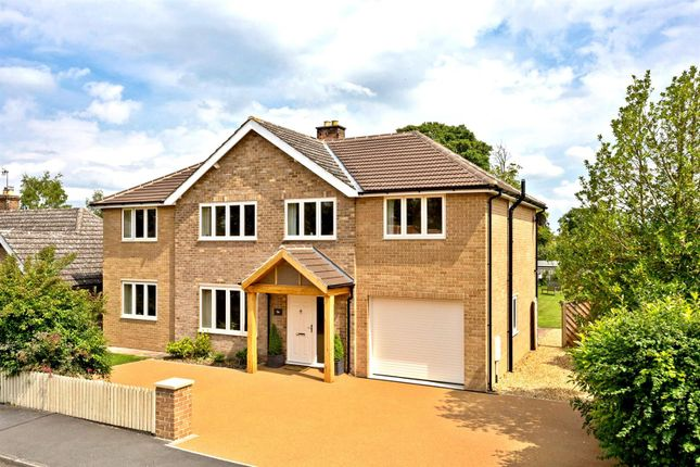 Thumbnail Detached house for sale in 6 Castle Howard Drive, Malton