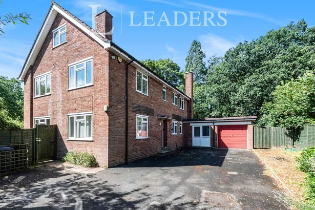 Thumbnail Detached house to rent in Mere Green Road, Sutton Coldfield