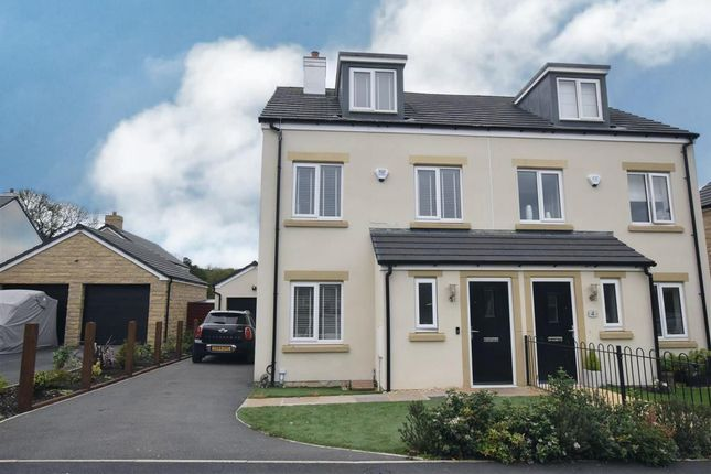 Thumbnail Semi-detached house for sale in Blackbrook Drive, Chinley, High Peak