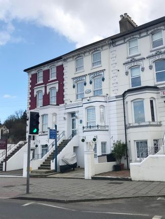 Thumbnail Terraced house for sale in St Albans Guest House, 71 Folkestone Road, Dover, Kent