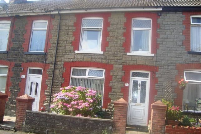 Thumbnail Terraced house to rent in Rosser Street, Maesycoed, Pontypridd
