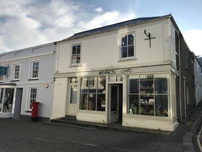 Retail premises for sale in Artyfacts, 41 Molesworth Street, Wadebridge, Wadebridge, Cornwall