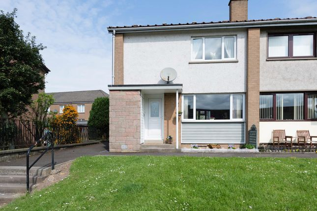 Thumbnail End terrace house to rent in Nursery Street, Forfar