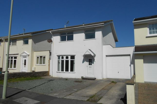 Thumbnail Detached house to rent in West Park Drive, Porthcawl