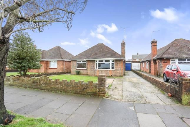 Thumbnail Bungalow for sale in Palatine Road, Goring-By-Sea, Worthing, West Sussex