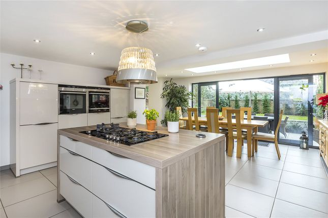Thumbnail Semi-detached house for sale in Blackheath Park, London