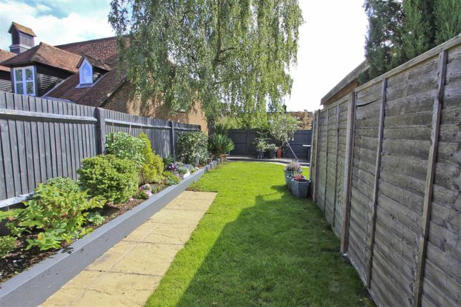 Garden of High Road, Ickenham, Uxbridge UB10