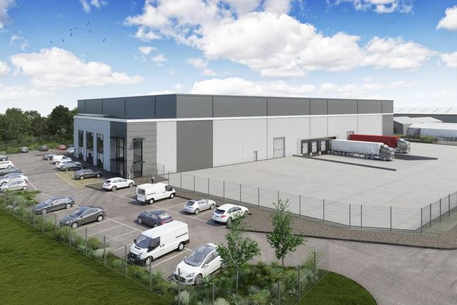 Thumbnail Light industrial to let in Guinness Point, Trafford Park, Manchester, Greater Manchester