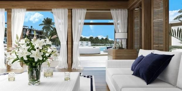 Thumbnail Apartment for sale in Penthouse, Turks Cay Resort & Marina, Turtle Cove, Turks And Caicos