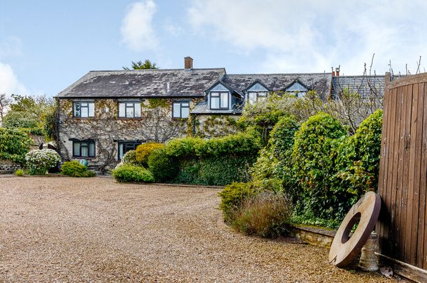 Thumbnail Detached house for sale in High Street, Lavendon