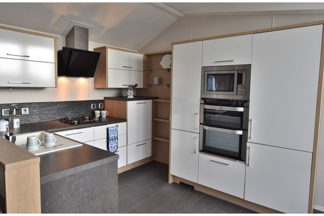 Kitchen of St. Osyth Beach Holiday Park, Clacton-On-Sea CO16