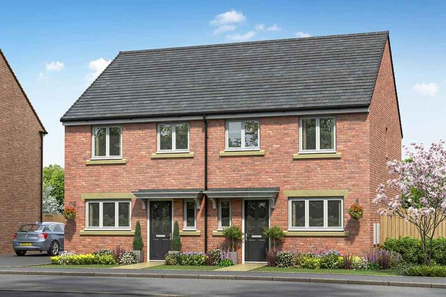 "Thumbnail Property for sale in ""The Caddington"" at Cheviot Place, Newton Aycliffe"