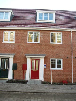 Thumbnail Town house to rent in Dowding Lane, Central Grange, Newcastle Upon Tyne