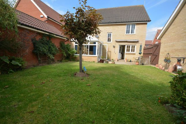 4 bed detached house for sale in Rivendale, Carlton Colville, Lowestoft
