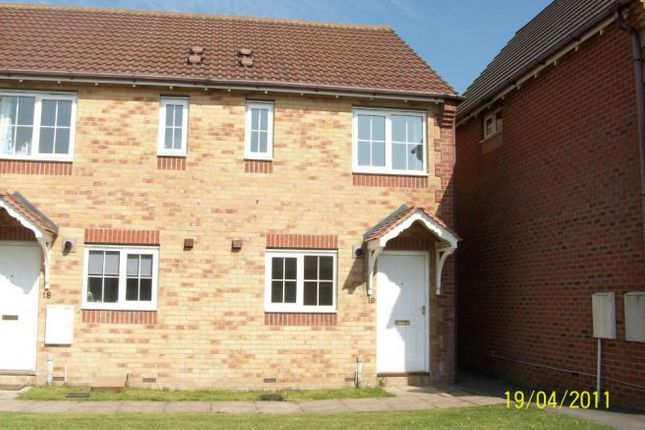Thumbnail End terrace house to rent in Win Green View, Shaftesbury, Dorset