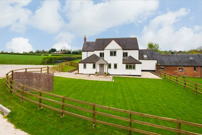 Thumbnail Country house for sale in Yeaveley, Ashbourne