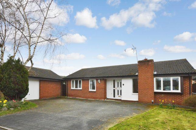 Thumbnail Detached bungalow to rent in Egerton Walk, Dodleston, Chester