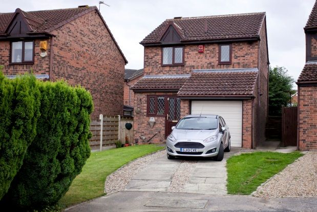Thumbnail Detached house to rent in Ashmeade Close, York