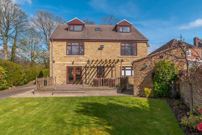 Thumbnail Detached house for sale in Sherburn Grove, Birkenshaw, Bradford