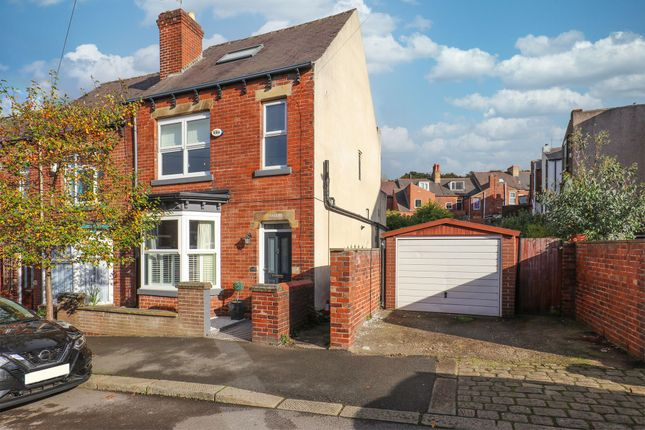 4 bed end terrace house for sale in Blair Athol Road, Sheffield S11