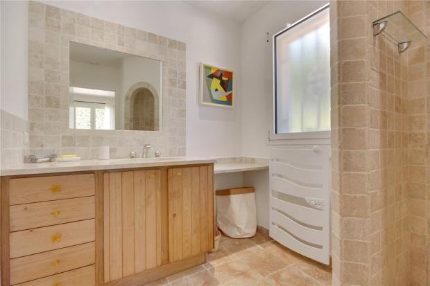 Bathroom of Saint-Tropez, Var Coast, French Riviera, 83990
