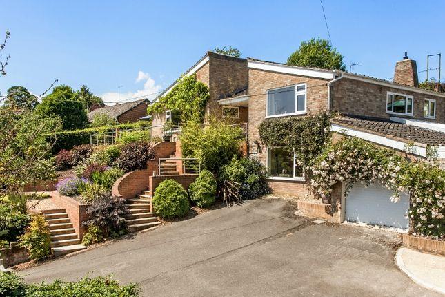 Thumbnail Detached house for sale in Longstock, Stockbridge, Hampshire