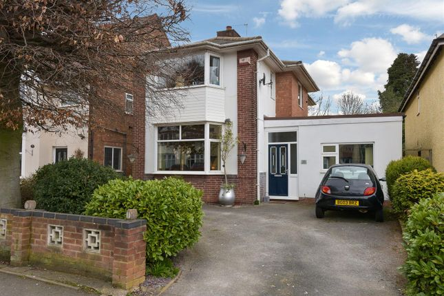 Thumbnail Detached house for sale in Royal Road, Sutton Coldfield