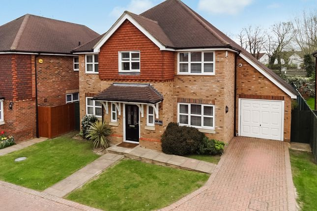 Thumbnail Detached house to rent in Napier Close, Salfords, Redhill