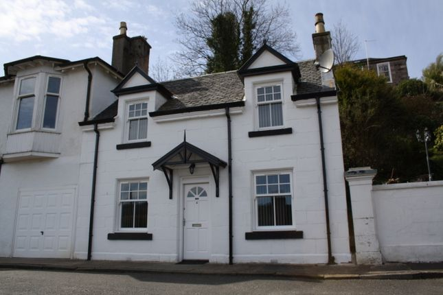 Thumbnail Semi-detached house for sale in Ivybank Cottage, Ferfadd Road, Rothesay, Isle Of Bute