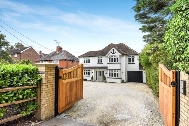 Thumbnail Detached house to rent in Wokingham Road, Bracknell, Berkshire