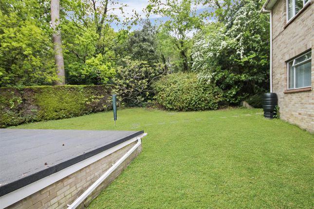 Garden of Cotes Avenue, Parkstone, Poole BH14