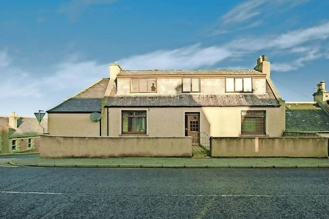 Thumbnail Detached house for sale in Buchan Street, Macduff