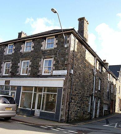 Thumbnail Flat to rent in Springfield Street, Dolgellau
