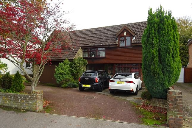 5 bed detached house for sale in Springvale, Wigmore, Kent.