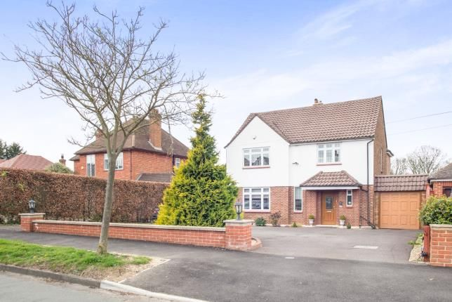 Thumbnail Detached house for sale in Epsom, Surrey, England