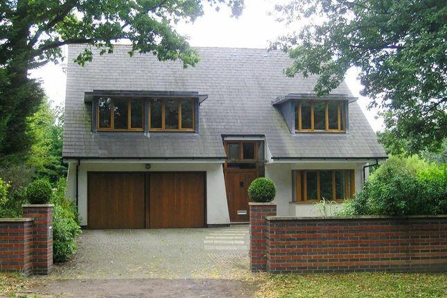 Thumbnail Detached house for sale in Mardley Hill, Welwyn, Welwyn